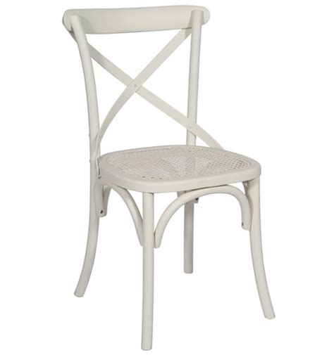 Special Offer Set Of 4 Brittany Cross Back Bent Wood Cross Back Dining Chair