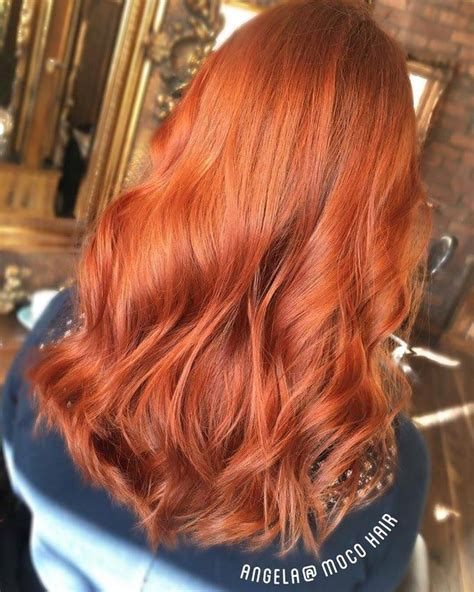 copper hair color new ideas for copper hair color in 2018 best hair color