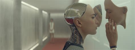 ex machina film review ex machina review ign