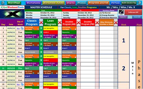 weekly workout schedule template weeklyschedulejewishhomeschool