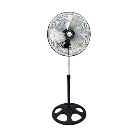 Miyako Stand Fan 18 Quot jual miyako ksb18 baling stainless steel stand fan hitam