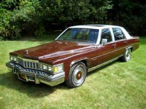 1977 Cadillac Fleetwood Brougham For Sale Purchase Used 1977 Cadillac Fleetwood Brougham 11k