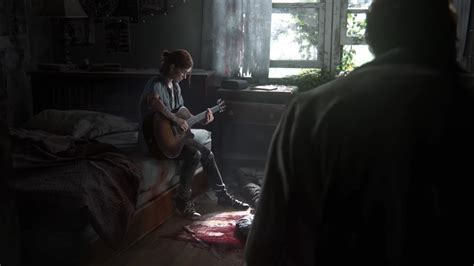 the last the last of us part 2 psx 2016 trailer ellie and joel return