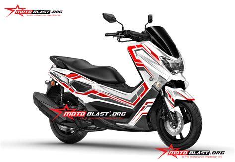 Spion R25 Caron Yamaha N Max wpid nmax white elegan jpg jpeg motoblast