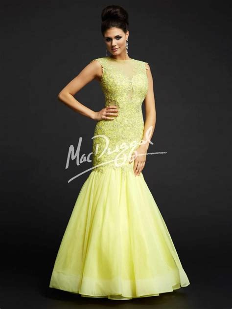 Formal Fashions Pageant On Pinterest 35 Pins | lemon yellow prom dress lace gown mermaid pageant