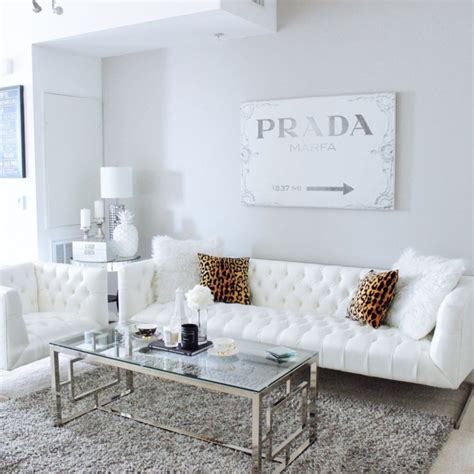 white living room chair white sofas creating clean condition for interior design