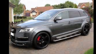 lowered audi q7