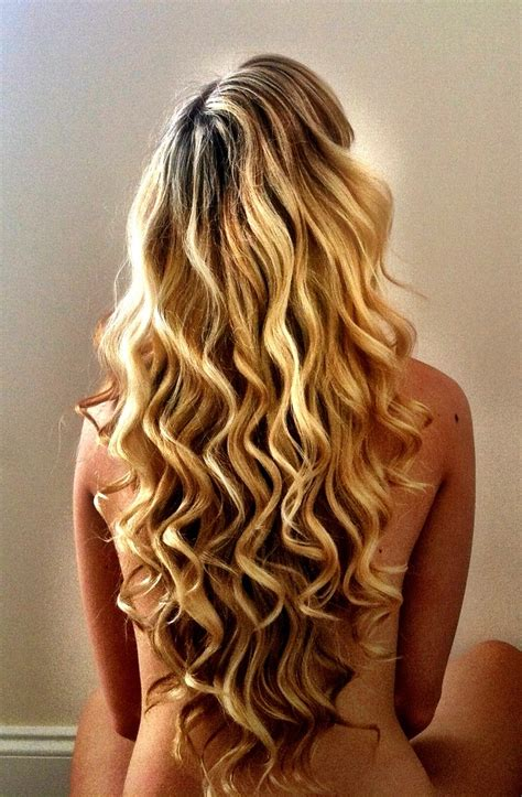 hairstyles with the wand how to wand long hair hair style and color for woman