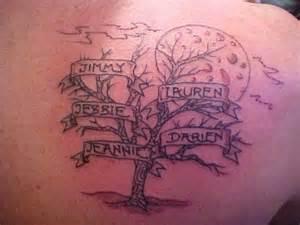 baum le 90 atemberaubende lebensbaum tattoos