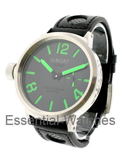 u boat watch green 50msg u boat flightdeck 50 ms g essential watches