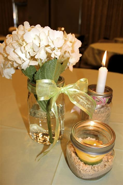 simple decorations for adults centerpieces