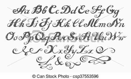 tattoo lettering bible pdf alfabet kalligrafi lettering typeset alfabet skiss