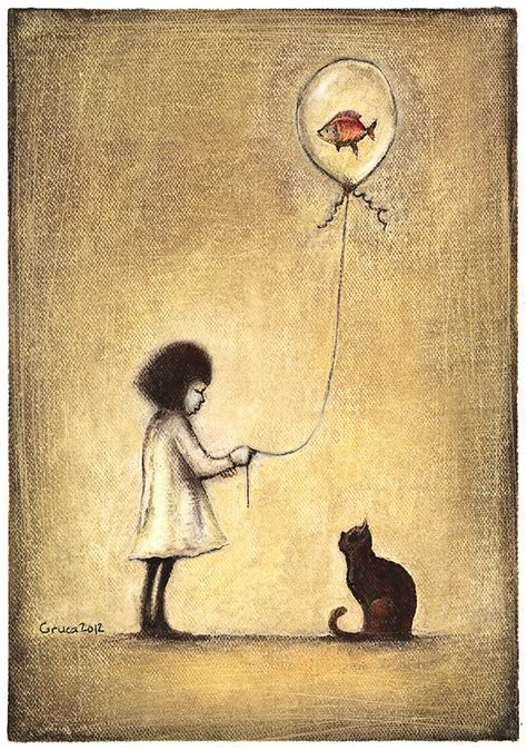 Cat Acrylic Galeria s蛯awek gruca on deviantart drawings and