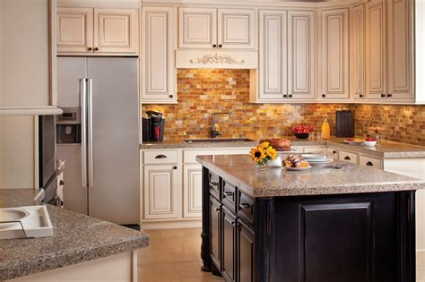 Kitchen Countertop Transformations by 5 Ways To Renew Your Love For Your Kitchen Granite