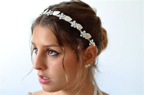 bridal ribbon hairstyles 31 romantic wedding hairstyles ideas for brides and bridesmaids circletrest