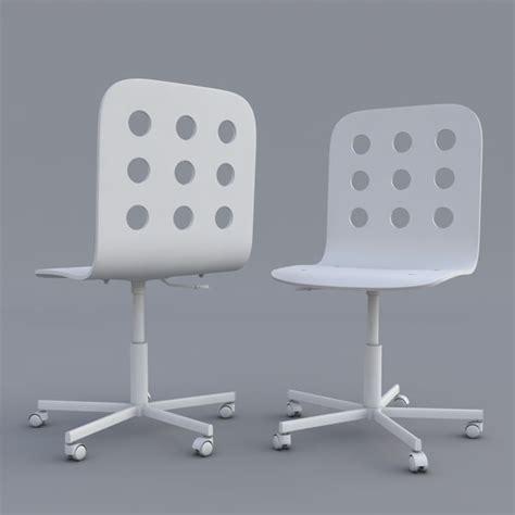 3d Ikea Jules Swivel Chair Model Ikea Jules Swivel Chair