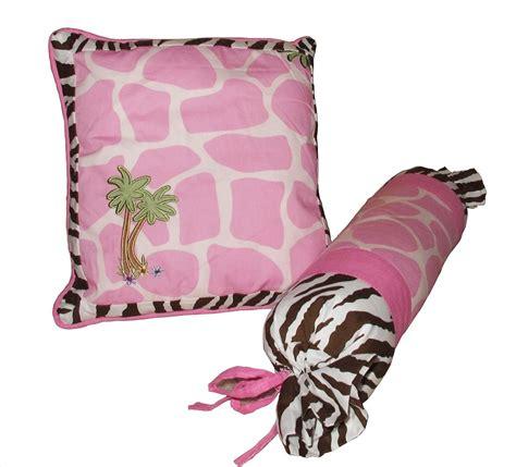 Pink Safari Crib Bedding Set Baby Boutique Pink Safari 13 Pcs Crib Nursery Bedding Set Ebay