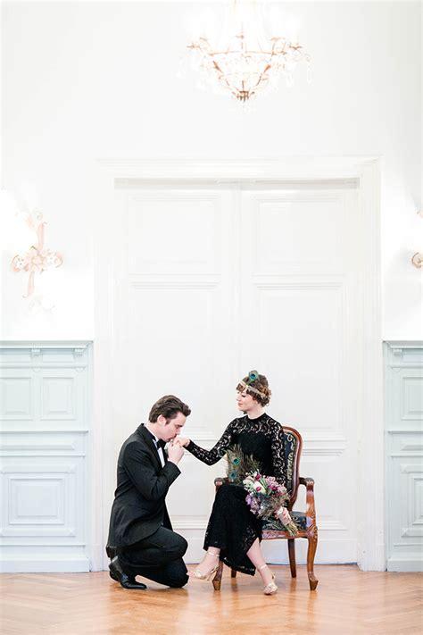 Hochzeit 15 Jahre by Eine Grandiose Inspiration F 252 R Eine Hochzeit Im 20er Jahre