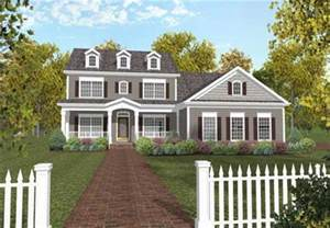 front porch home plans colonial house plans with front porch so replica houses