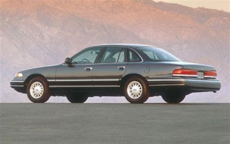 how cars engines work 1997 ford crown victoria free book repair manuals 1997 ford crown victoria towing capacity