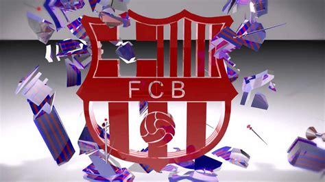 Barcelona Logo Kaos 3d Umakuka fc barcelona logo cinema 4d