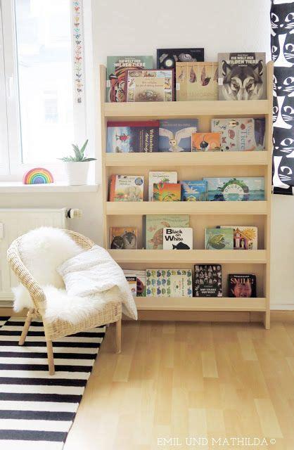 bucherregal kinderzimmer diy die 25 besten montessori schlafzimmer ideen auf