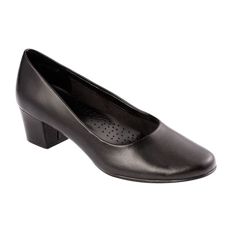 wide comfortable dress shoes i love comfort women s pump layla wide width black