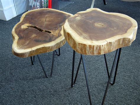 tables made from tree stumps wood stump coffee table home ideas collection a