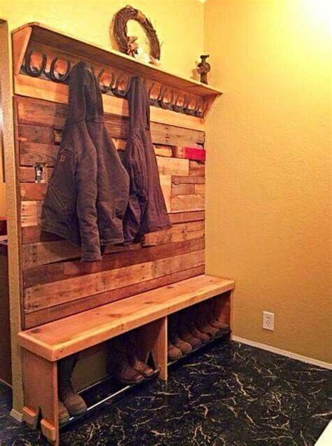 diy coat rack bench coat racks coats and coat hanger on pinterest