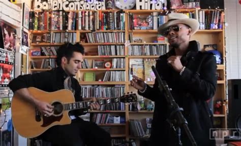 Miguel Tiny Desk by Miguel Performs Tiny Desk Concert At Npr