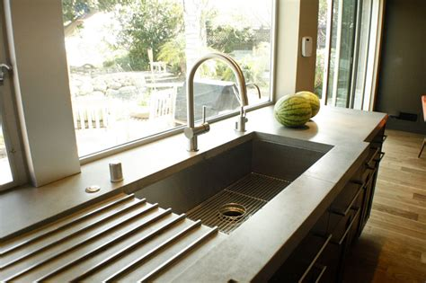 Concrete Countertops Toronto by Building Your Own Concrete Countertops Concreteideas