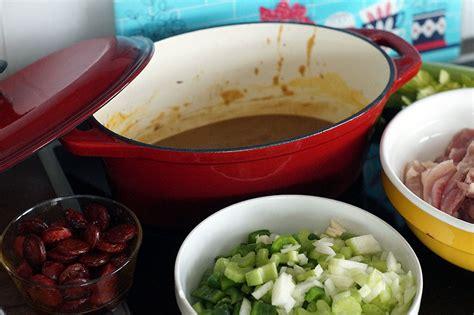 bräunungsdusche für zuhause chicken and andouille gumbo gumbo mit huhn und wurst