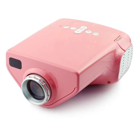 Projector Mini Portable Led Projector Support Hdmi Av Tf Usb Uc18 portable projector mini e03 projector led support 1080p