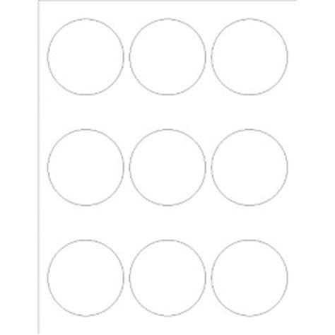 free templates for avery round labels templates print to the edge round labels 9 per sheet