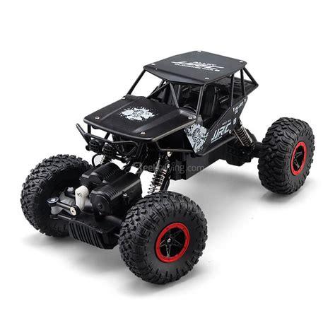 Rc Rock Crawler Alloy Material 4wd Skala 1 16 2 jjrc q50 rc climbing car rtr black