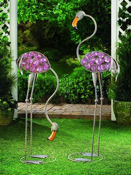 Beautiful Garden Accents Beautiful Flamingo Garden Accents