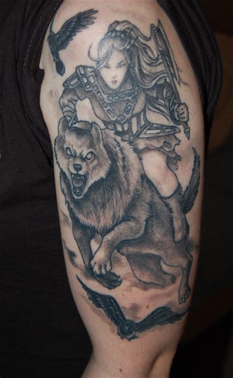 valkyrie tattoo designs valkyrie tattoos lawas