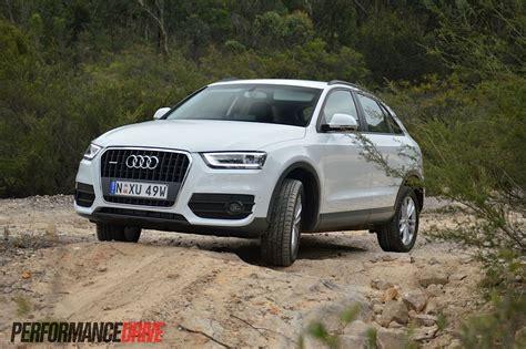Audi Offroad by 2013 Audi Q3 2 0tfsi Quattro Road