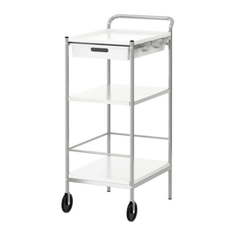ikea kitchen cart bygel utility cart ikea