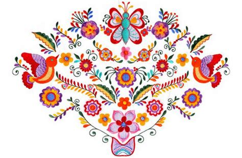 mexican machine embroidery designs embroidery patterns machine embroidery for mexican peasant blouses nicely done