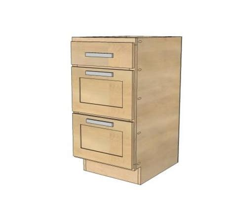 build a file cabinet ana white build a 18 quot kitchen cabinet base free
