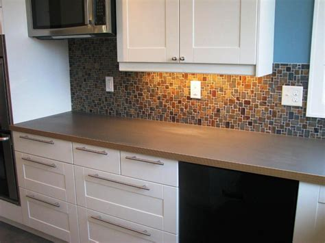 slate backsplash with white cabinets home design pros