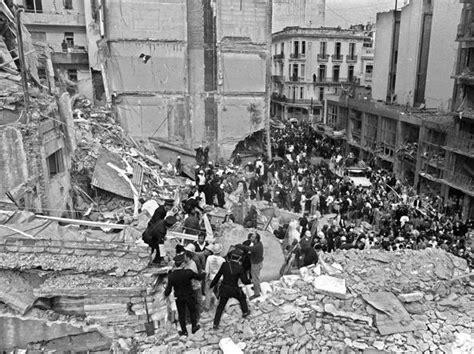 consolato argentino argentina l attentato 1994 tra hezbollah e la