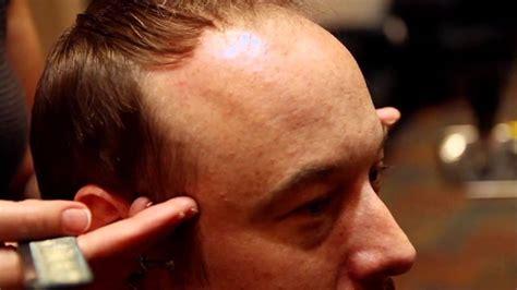 hairstyle tips  thinning hair tips  tricks  men