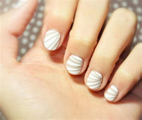 Stripe Nail Designs