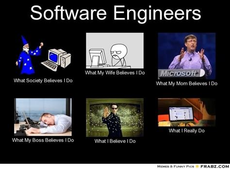 are developers software engineers joke on software engineers office humour