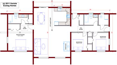 open concept floor plans single story  modern house simple small home ranch open concept