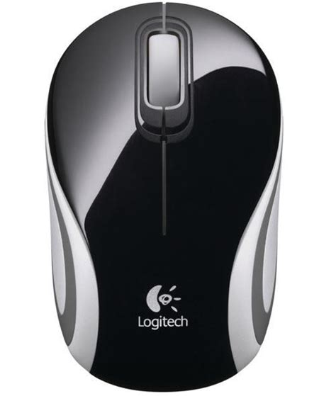 Mouse Logitech M187 Wireless Black 910 002731 logitech wireless m187 wireless mini mouse black ebay