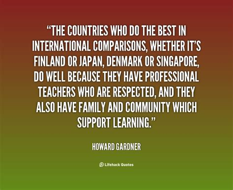 Learning Styles Howard Gardner Quotes Quotesgram | learning styles howard gardner quotes quotesgram