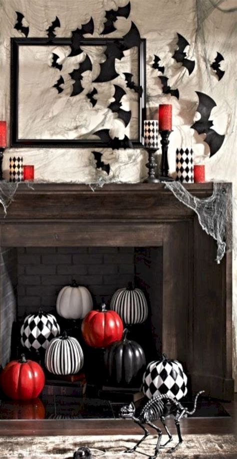 great decorating ideas great halloween mantel decorating ideas 30 round decor
